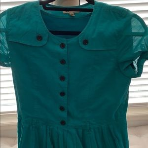 Real Burberry dress size 2. Pre loved.
